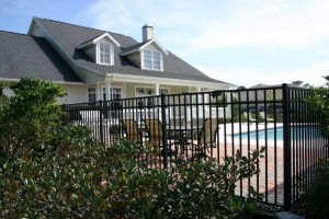 Residential fence installation in Irvine CA